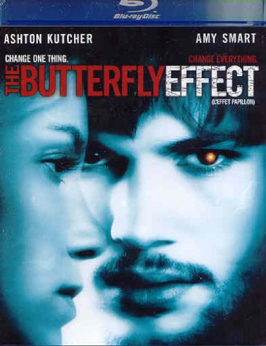 Cover art for  The Butterfly Effect [Blu-ray]