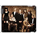 CBS NCIS Hard Back Protective Cover Case for iPad 2/3/4 iMCA-CP-11529 i Pad Tablet PC Housing
