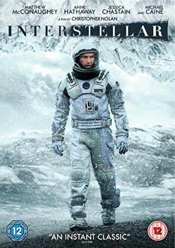 Interstellar [DVD] [2014]