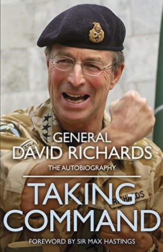 General David Richards - Getting It Done