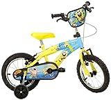 Dino Bikes - Accesorio para bicicleta Bob Esponja (DB145XC-SPO)