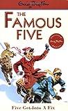 Enid Blyton Famous Five: 17: Five Get Into A Fix