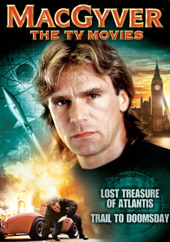 Cover art for  MacGyver: The TV Movies