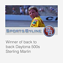 NASCAR Champions: Sterling Marlin  by Ron Barr Narrated by Ron Barr, Sterling Marlin