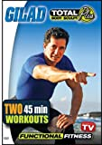 Gilad: Total Body Sculpt Plus - Functional Fitness [DVD] [Import]