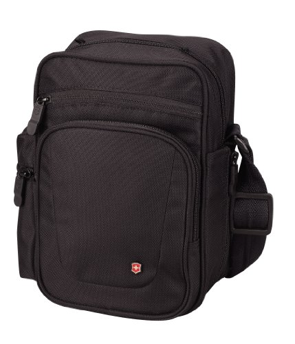 Victorinox Luggage Vertical Travel Companion, Black, One Size front-1006588