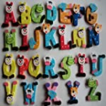 Baby toy, Kolylong 26pcs Wooden Carto...
