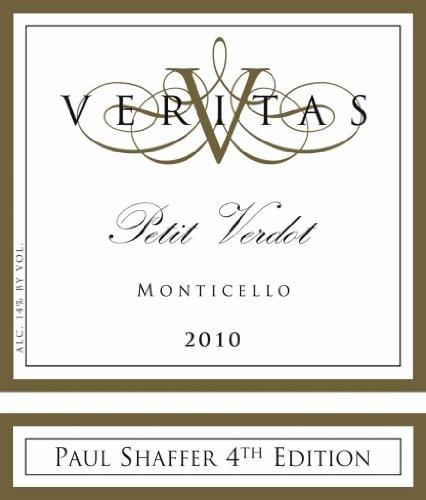 2010 Veritas Petit Verdot 750 Ml