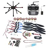 Z-Standby-24G-9CH-1000mm-Carbon-Octocopter-PX4-PIX-M8N-GPS-8-Axle-RC-Drone-Unassembled-DIY-ARF-Kit-No-Battery-FPV