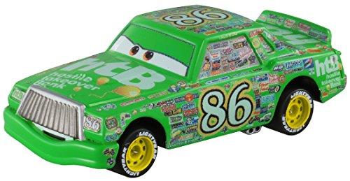 Disney Pixar Cars Tomika Chick Hicks C-11 (japan import)