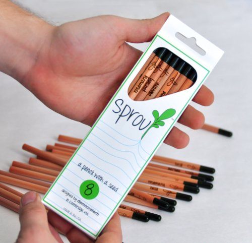 Image of Sprout Pencil: Herb Pack