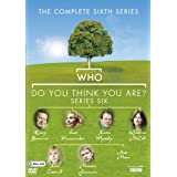 Who Do You Think You Are? Series Six [DVD]by Who Do You Think You Are?
