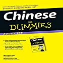 Chinese for Dummies Audiobook by Mengjun Liu Narrated by  uncredited