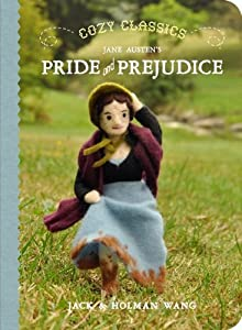 What My Kids Read Review: Cozy Classics Jane Austen's Pride and Prejudice by Jack and Holman Wang