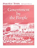 Government by the People Practice Tests: Basic Version (0131560115) by Magleby, David B.