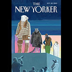 The New Yorker, September 20th 2010 (Jose Antonio Vargas, John Seabrook, Lawrence Wright) Periodical
