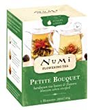 Numi Tea Petite Bouquet - Assorted Flowering Teas, 4 Count Box