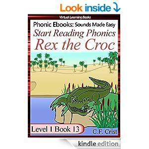 Start Reading Phonics 1.13 (Rex the croc) (Childrens ...
