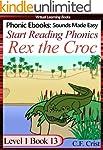 Start Reading Phonics 1.13 (Rex the c...