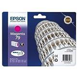 Epson C13T79134010 - 79 - Magenta - original - ink cartridge - for WorkForce Pro WF-4630DWF, WF-4640DTWF, WF-5110DW, WF-5190DW, WF-5620DWF, WF-5690DWF