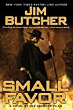 Small Favor: A Novel of the Dresden Files