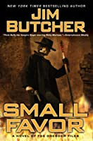 "Cover of ""Small Favor (The Dresden Files,..."