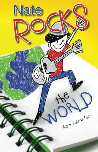 Nate Rocks the World: Volume 1