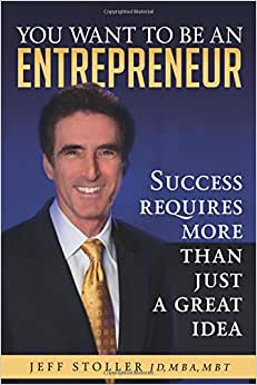 You Want To Be An Entrepreneur: Success Requires More Than Just A Great Idea (Volume 1)