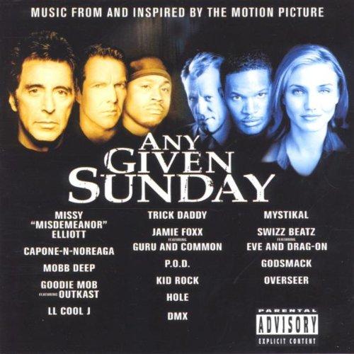 VA-Any Given Sunday-OST-CD-FLAC-2000-Mrflac Download
