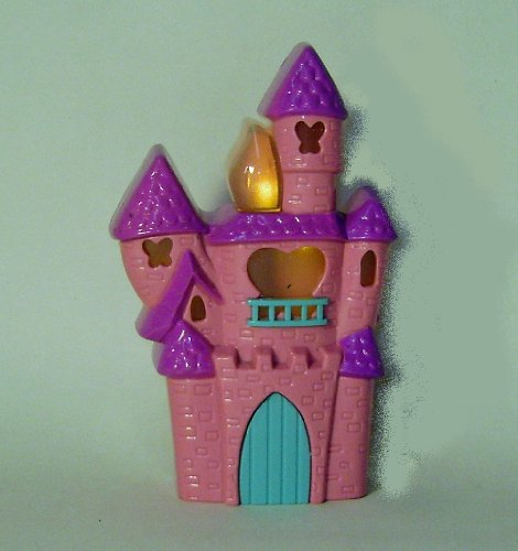 Princess Castle Blowouts Magical Cake Topper