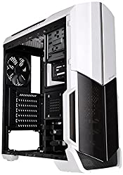 Thermaltake VERSA N21 Snow Edition Translucent Panel ATX Mid Tower Window Gaming Computer Case Cases CA-1D9-00M6WN-00 White