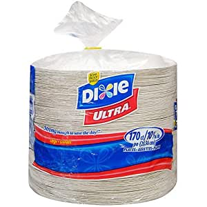 Dixie Ultra Large Paper Plates - 170 ct.