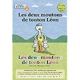 Les deux moutons de tonton L�on (album + cdrom PC), pour apprendre � lire en s'amusant avec facilecture (6 - 9 ans) - Collection facilecture, des produits innovants pour faciliter l'apprentissage de la lecturepar Francis Ribano