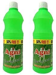Agni Cleaning Liquid - 600 ml (Pack of 2)