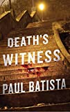 Death's Witness (kindle edition)