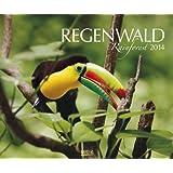 Regenwald 2014. PhotoArt Classic Kalender