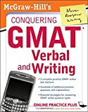 img - for McGraw-Hill's Conquering GMAT Verbal and Writing book / textbook / text book