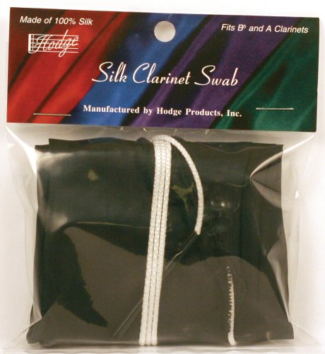 Hodge Clarinet Silk Swab