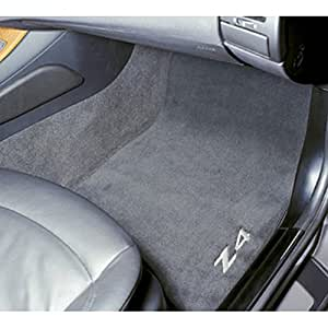 Amazon Com Quot Bmw Genuine Z4 Embroidered Beige Floor Mats