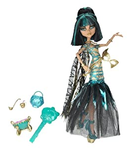 Monster High BCH88 - Muñeca Cleo Una Fiesta Divina De La Muerte (Mattel)
