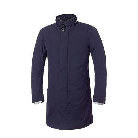 Tucano urbano 8907MF021B5 fICUS-respirant, coupe-vent et étanche coat long padded style-bleu-taille l