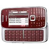 Nokia E75 sim free - Red