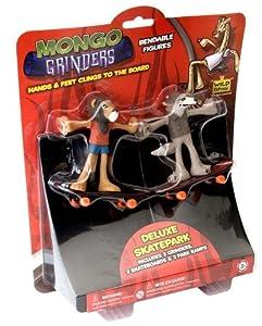 Amazon Com Mongo Grinders Animal Deluxe Skatepark Set