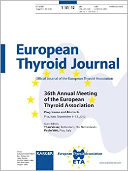 European Thyroid Association: 36th Annual Meeting, Pisa ...