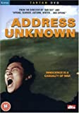 Address Unknown [DVD] [2001]