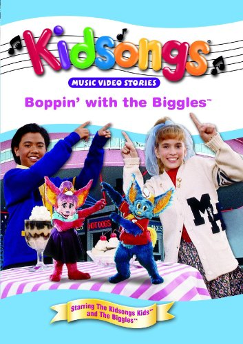 Amazon.com: Kidsongs: Boppin' With The Biggles: Bruce Gowers: Amazon