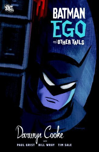 Batman: Ego and Other Tails by Cooke, Darwyn (2008) Paperback