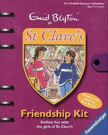 Enid Blyton: St Clare's Friendship Kit