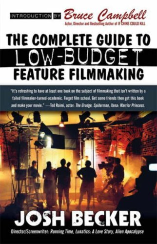 51BV4APT8DL Low Budget Production for The Beginners Filmmaker