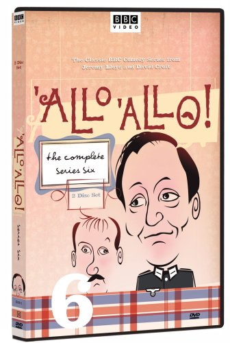 'Allo 'Allo! – The Complete Series Six [1989]